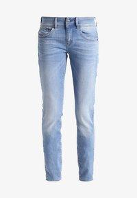 G-Star - LYNN MID SKINNY - Jeans Skinny Fit - lt aged - 6