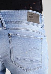 G-Star - LYNN MID SKINNY - Jeans Skinny Fit - lt aged - 5