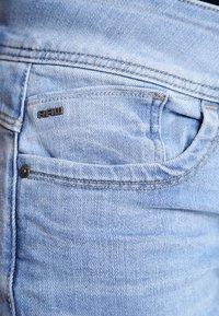 G-Star - LYNN MID SKINNY - Jeans Skinny Fit - lt aged - 4