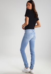 G-Star - LYNN MID SKINNY - Jeans Skinny Fit - lt aged - 3