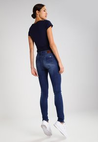 G-Star - 3301 HIGH SKINNY  - Slim fit jeans - yzzi stretch denim - 3