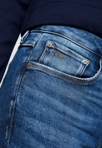 G-Star - 3301 MID SKINNY WMN - Jeans Skinny Fit - faded indigo destroyed - 3