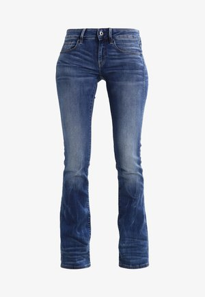 3301 MID BOOTLEG - Bootcut jeans - elto superstretch
