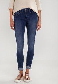 G-Star - Jeans Skinny Fit - medium aged - 0