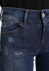 G-Star - LYNN MID SUPER SKINNY  - Jeans Skinny Fit - trender ultimate stretch denim - 4