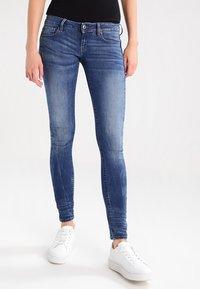 G-Star - 3301 LOW SKINNY  - Jeans Skinny Fit - elto superstretch - 0