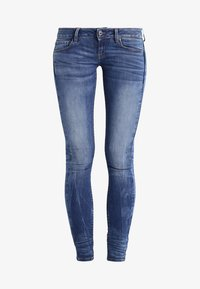 G-Star - 3301 LOW SKINNY  - Jeans Skinny Fit - elto superstretch - 6