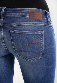 G-Star - 3301 LOW SKINNY  - Jeans Skinny Fit - elto superstretch - 5