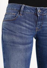 G-Star - 3301 LOW SKINNY  - Jeans Skinny Fit - elto superstretch - 4