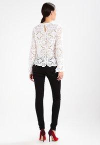 G-Star - LYNN MID SKINNY - Jeans Skinny Fit - black - 3