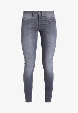 LYNN MID SUPER SKINNY - Jeans Skinny - grey denim