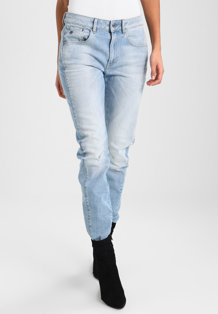 G-Star - ARC 3D MID BOYFRIEND - Relaxed fit jeans - light-blue denim