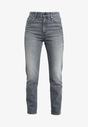 3301 HIGH STRAIGHT 90S - Jean droit - faded pebble grey