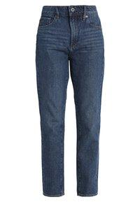 G-Star - 3301 HIGH STRAIGHT 90S - Jeans straight leg - medium aged stone - 0