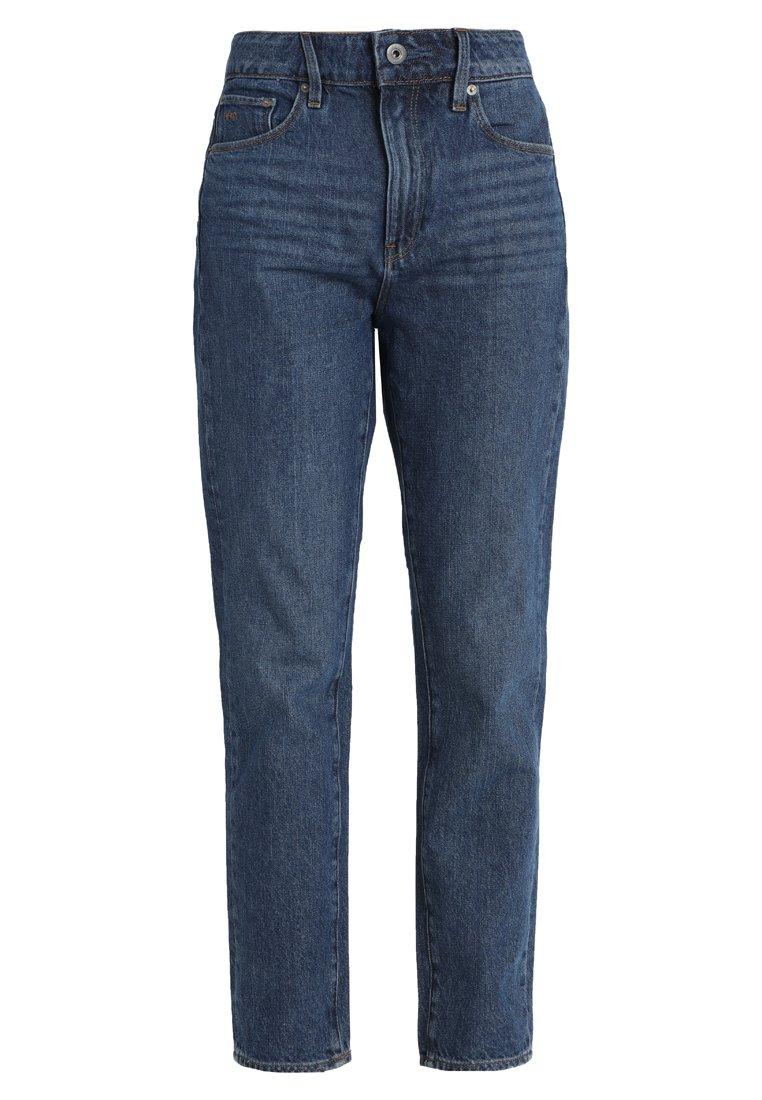 G-Star - 3301 HIGH STRAIGHT 90S - Jeans straight leg - medium aged stone