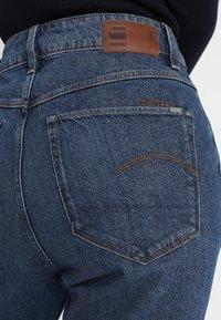 G-Star - 3301 HIGH STRAIGHT 90S - Jeans straight leg - medium aged stone - 5