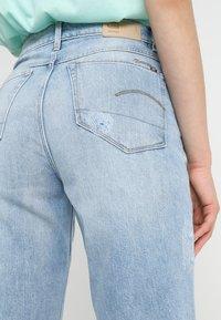 G-Star - 3301 HIGH STRAIGHT 90S - Jeans straight leg - lt aged restored 212 - 6