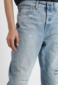 G-Star - MIDGE HIGH BOYFRIEND - Relaxed fit jeans - lt aged restored 211 - 4