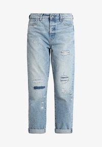 G-Star - MIDGE HIGH BOYFRIEND - Relaxed fit jeans - lt aged restored 211 - 5