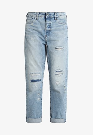 MIDGE HIGH BOYFRIEND - Relaxed fit jeans - lt aged restored 211