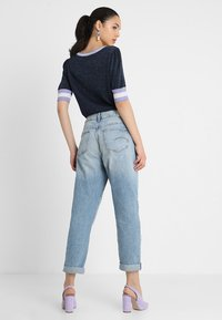 G-Star - MIDGE HIGH BOYFRIEND - Relaxed fit jeans - lt aged restored 211 - 3