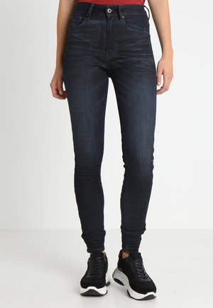 3301 ULTRA HIGH SKINNY WMN NEW - Jeans Skinny Fit - elto superstretch