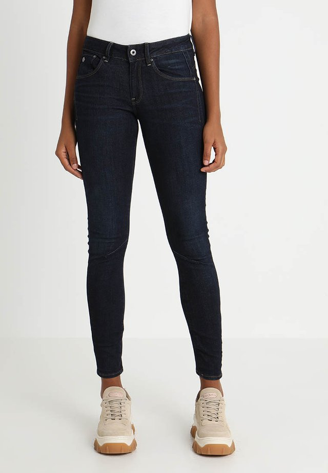 Jeansy Skinny Fit - elto superstretch