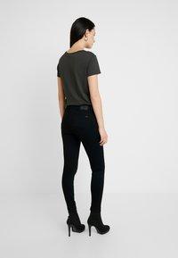 G-Star - Jeans Skinny Fit - pitch black - 2