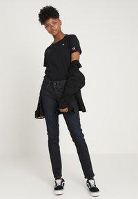 G-Star - MIDGE SADDLE STRAIGHT - Straight leg jeans - visor stretch denim - 1