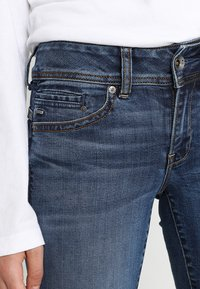 G-Star - MIDGE SADDLE MID STRAIGHT WMN NEW - Straight leg jeans - elto superstretch - 5