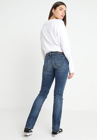 G-Star - MIDGE SADDLE MID STRAIGHT WMN NEW - Straight leg jeans - elto superstretch - 2