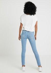 G-Star - LYNN MID SKINNY WMN NEW - Jeans Skinny Fit - neutro stretch denim - 2