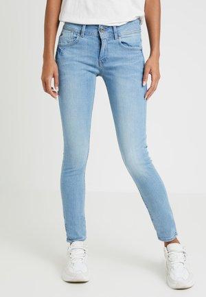 LYNN MID SKINNY - Jeans Skinny Fit - neutro stretch denim
