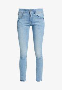 G-Star - LYNN MID SKINNY WMN NEW - Jeans Skinny Fit - neutro stretch denim - 3