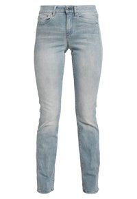 G-Star - SKINNY BOOTCUT - Bootcut jeans - wess grey superstretch - 0