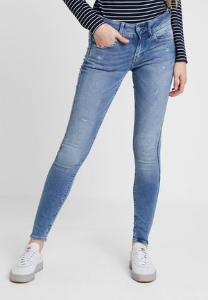 LYNN MID SUPER SKINNY  - Jeans Skinny Fit - trender ultimate stretch denim