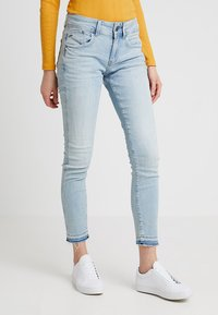 G-Star - LYNN MID SKINNY RP ANKLE WMN - Jeans Skinny Fit - elto superstretch - 0