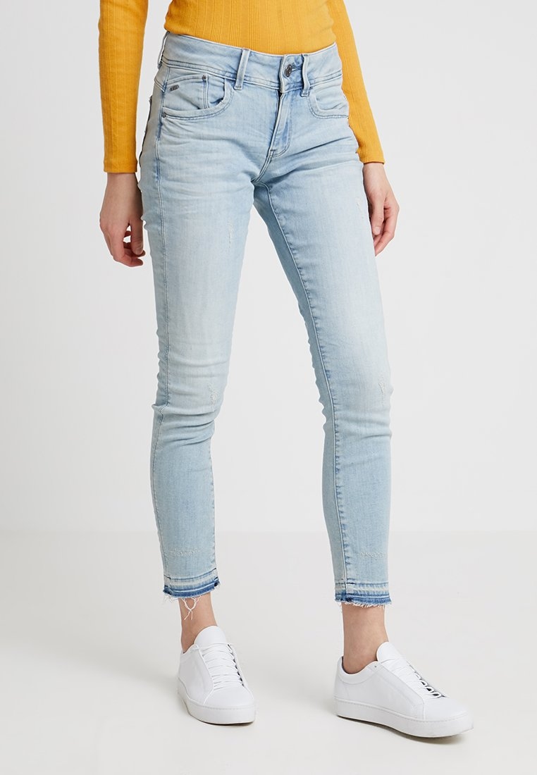 G-Star - LYNN MID SKINNY RP ANKLE WMN - Jeans Skinny Fit - elto superstretch