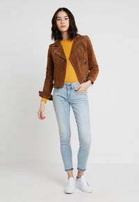 G-Star - LYNN MID SKINNY RP ANKLE WMN - Jeans Skinny Fit - elto superstretch - 1