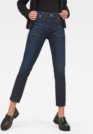 Midge Workwear - Straight leg jeans - blue