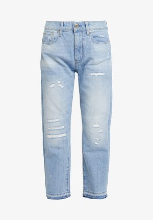 3301 RP MID BOYFRIEND 7\8 WMN - Jeans relaxed fit - vintage aged destroy