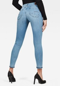 G-Star - LYNN MID SKINNY RP ANKLE - Jeans Skinny Fit - blue - 1