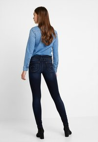 G-Star - LYNN MID SKINNY WMN - Jeans Skinny Fit - faded blue - 2