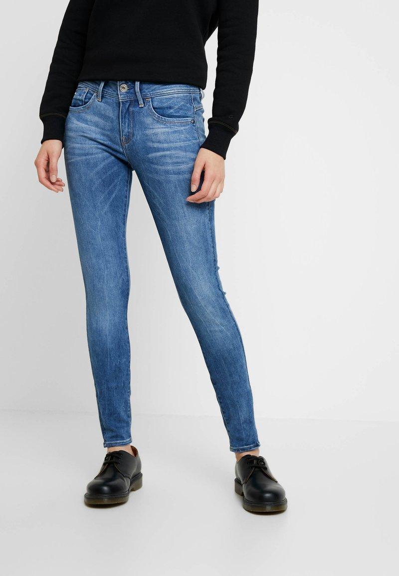 G-Star - LYNN MID SKINNY WMN - Jeans Skinny - faded glacier
