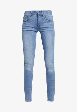 LYNN MID SUPER SKINNY  - Jeans Skinny Fit - sun faded blue