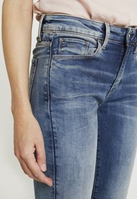 G-Star - 3301 HIGH FLARE - Flared jeans - medium aged - 3