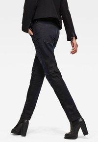 G-Star - 5622 MID BOYFRIEND TAPERED  - Straight leg jeans - dark blue denim - 1