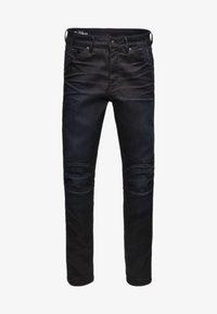 G-Star - 5622 MID BOYFRIEND TAPERED  - Straight leg jeans - dark blue denim - 5