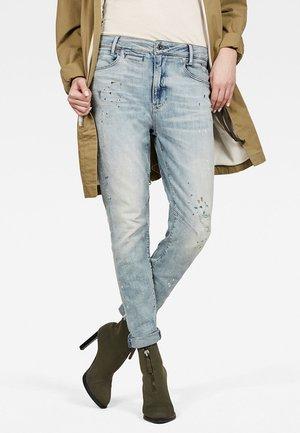 D-STAQ MID BOYFRIEND - Jeans Tapered Fit - light blue