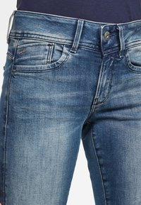 G-Star - LYNN MID SKINNY - Jeans Skinny Fit - antic blue - 2